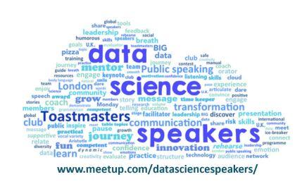 Data Science Speakers
